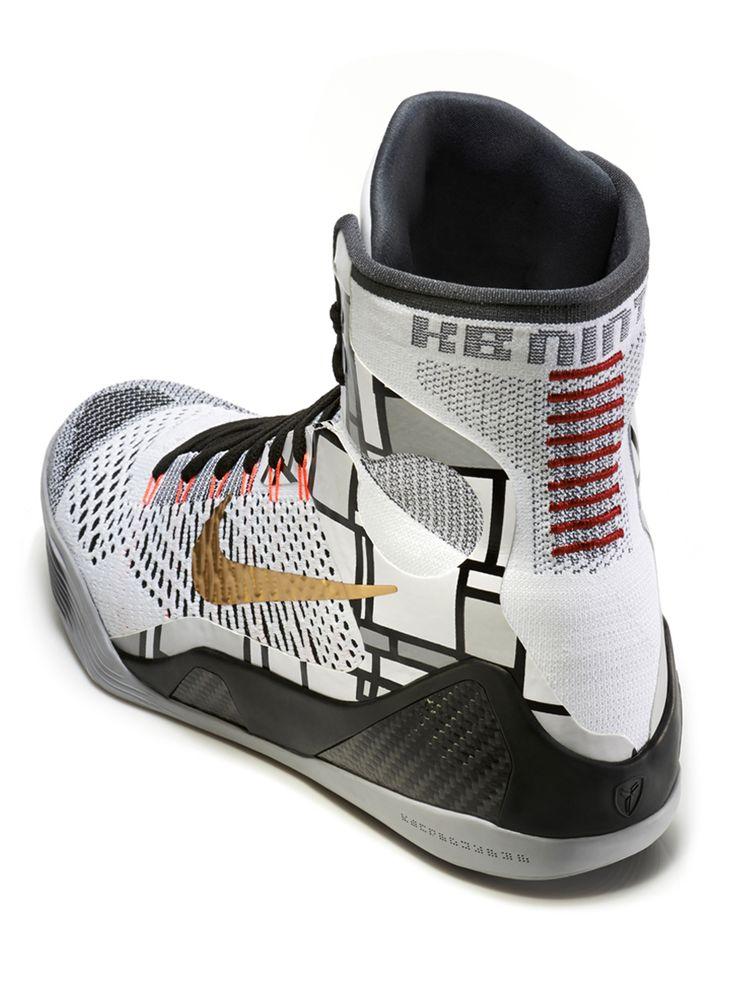 Nike Kobe 9 Elite Gold