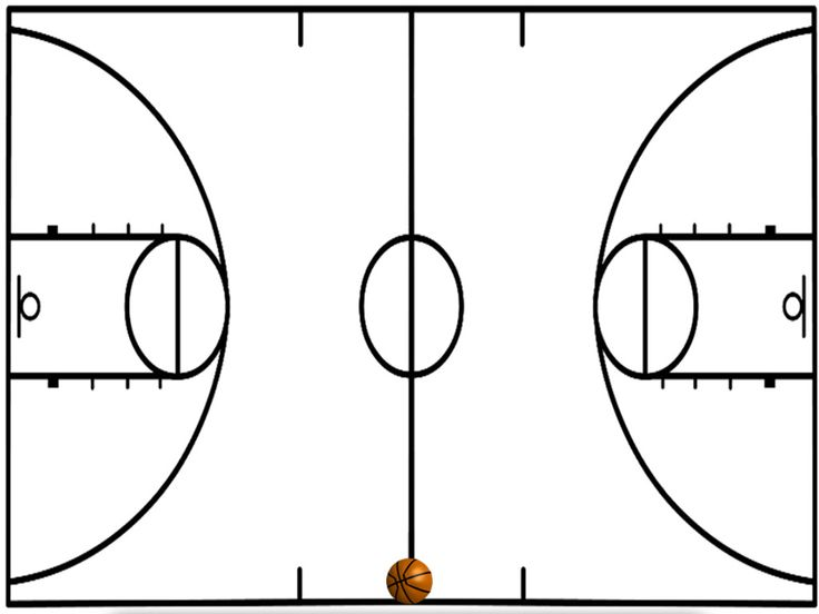 best photos of basketball coaches court diagrams printable