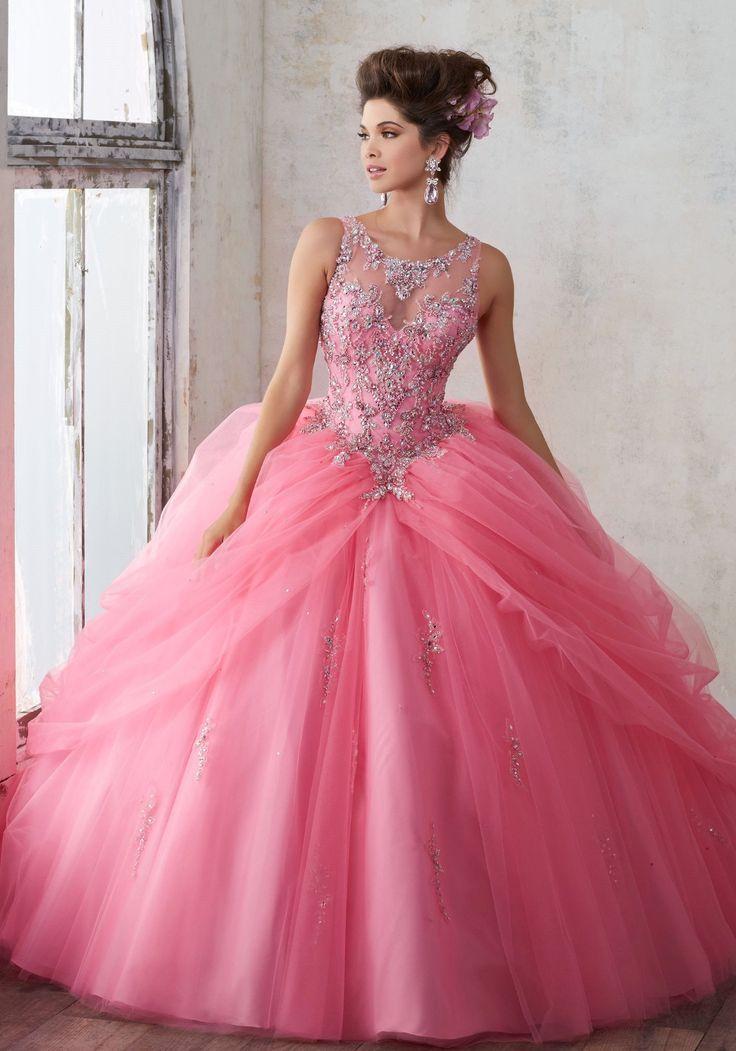 3574 best Quinceañera Dresses images on Pinterest | Quince dresses ...