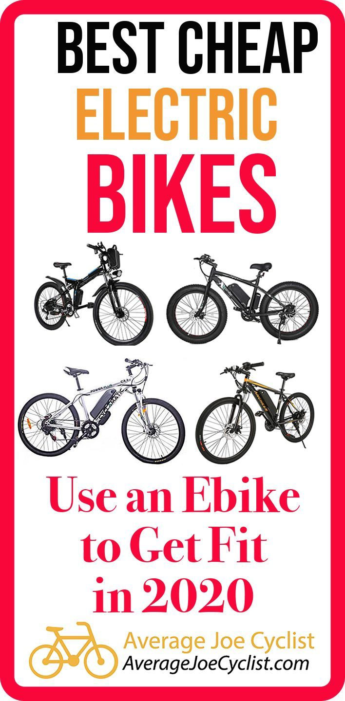7 Of The Best Cheap Ebikes Under 1000 For 2020 Bike Reviews