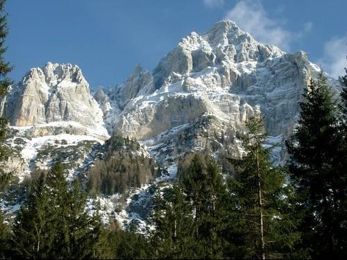 Madonna di Campiglio Brenta Dolomites, Italy