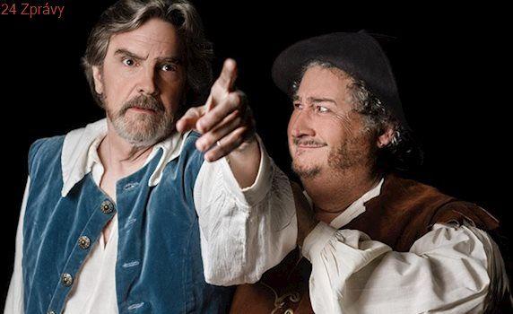 Muzikál s Donem Quijotem oživí Anna Fialová či herec ze seriálu Dallas