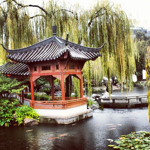 Chines Garden of Friendship, Sydney, Australia