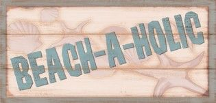 Country Marketplace Coastal Home Décor | Beach Signs and Sayings