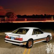 1985 Ford Mustang Saleen Specialty Front Side View Photo 8