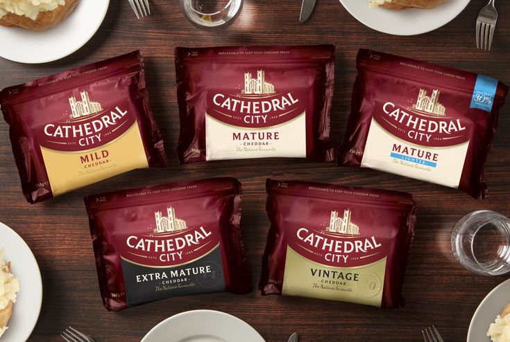 Cathedral City — The Dieline - Branding & Packaging Design