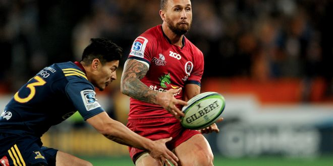 Quade Cooper's Super Rugby Career Could Be Over - Pundit Arena #757Live