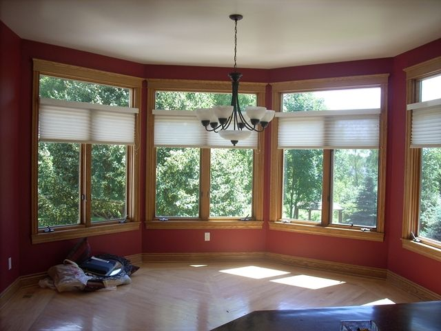 Color for sunroom with oak trim for the home pinterest oak trim