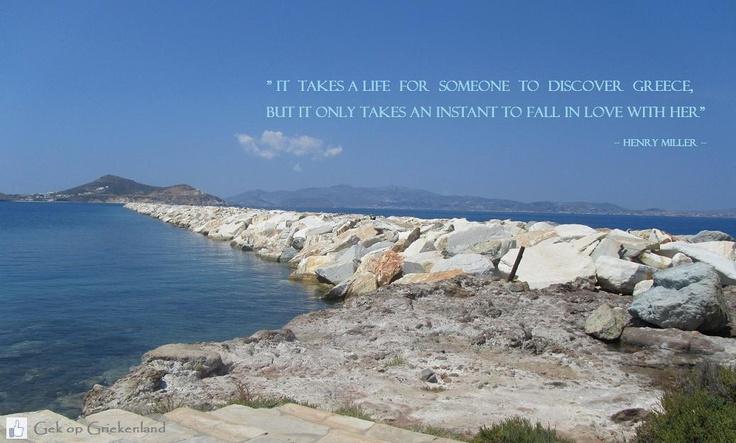 Naxos - Greece - Miller - Gek op Griekenland