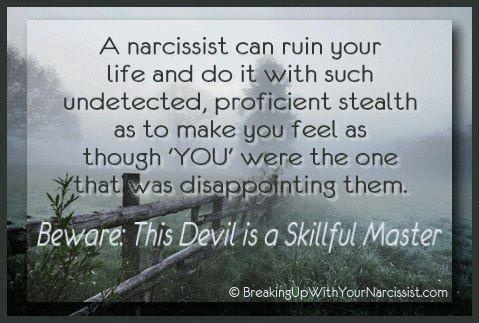 """@Erin Golden  """"Beware this Devil is a skillful Master"""""""