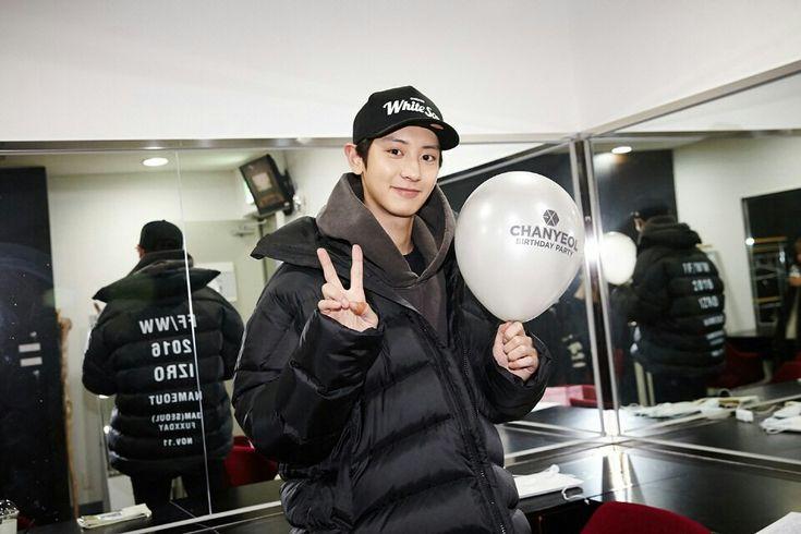 #exo #ChanYeol #exo_k #korea #korean #cute