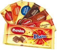 Suklaa ( ei tumma)