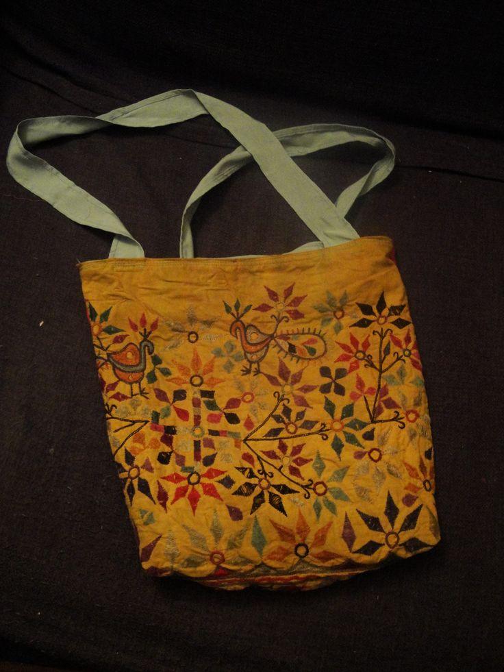 Νew bag from an old one by PouPée-Pe