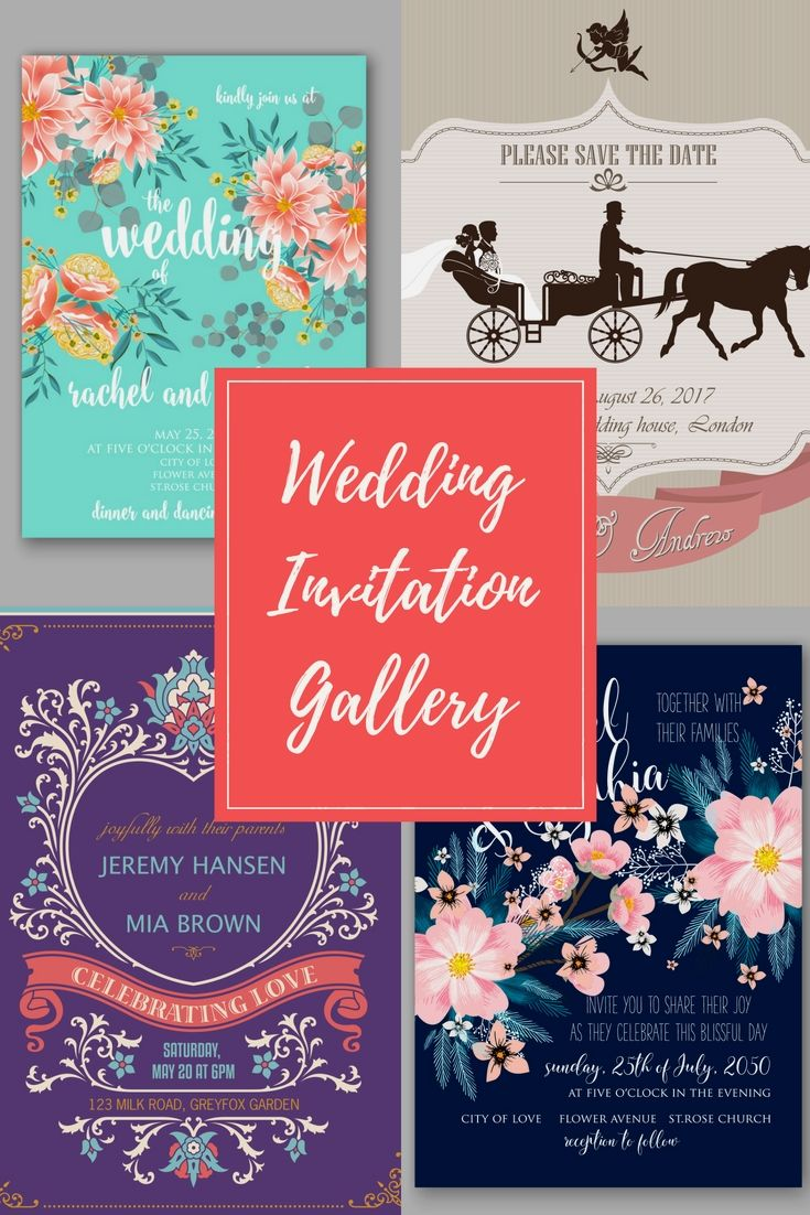 100 % Free Wedding Invitations Illustrations - Get Started O ...