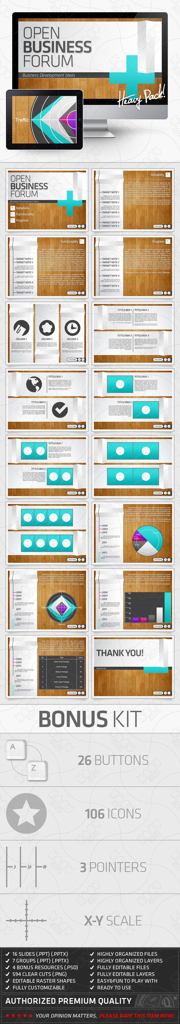 74 best powerpoint images on pinterest editorial design page presentation powerpoint templates from graphicriver toneelgroepblik Gallery