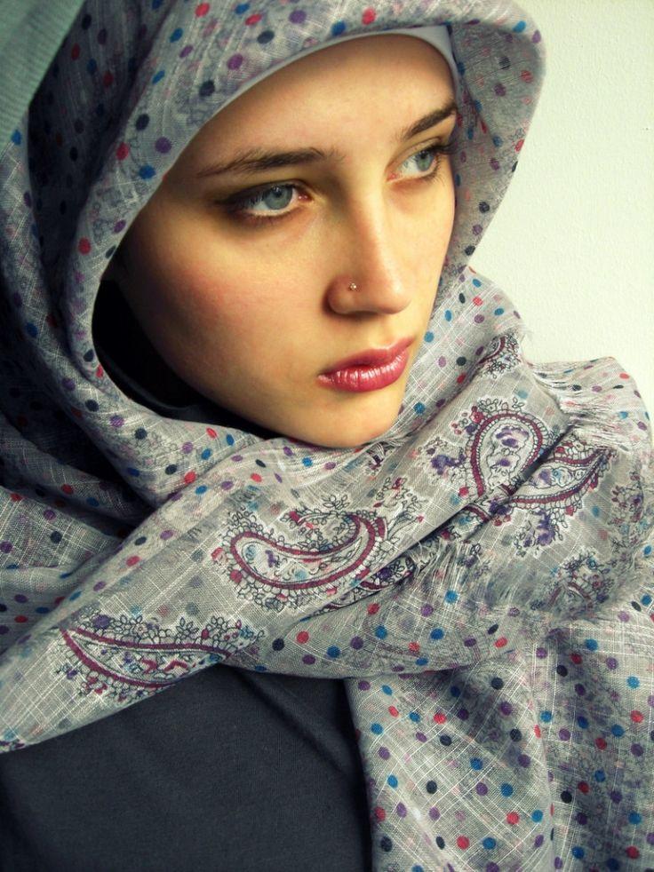 hijab occidental | Hijab Style - Very Cute Photos