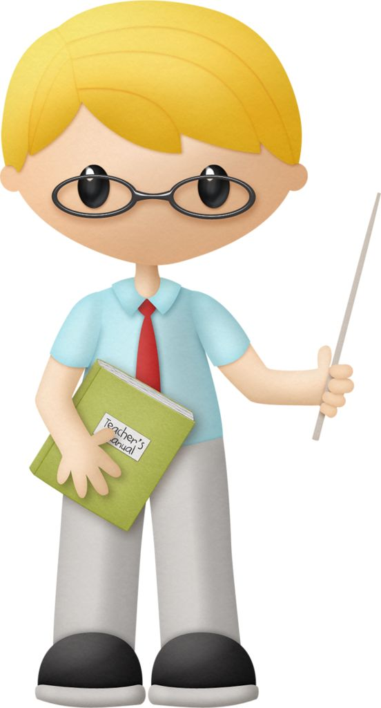 male teacher clipart - photo #16