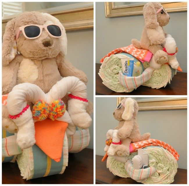 Things To Do With Diapers For A Baby Shower: 17 Best Images About Diaper Cakes On Pinterest