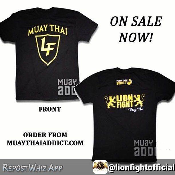 By @lionfightofficial via @RepostWhiz app: Order your shirts today at Muaythaiaddict.com! @muaythaiaddict #muaythaifighter #muaythai #muaythailife #fighting #fighter #fight #thaiboxing #boxing #gym #gymlife #fightlife #gymrat #gymjunkie #fit #fitness #fitfam #martialarts #martialartist #mixmartialarts #striking #athlete #champions #sports #sportswear #training #trainhard (#RepostWhiz app)