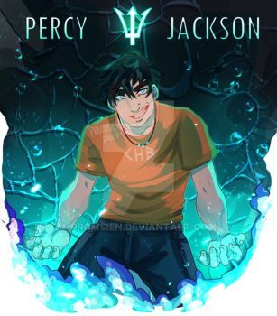 Percy Jackson by Promsien