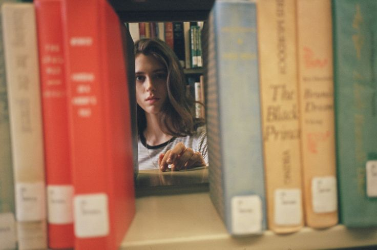 She would spend hours at the library, getting as much information on demons as she could. In the end, that was what drove her insane.