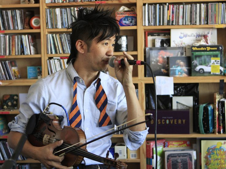 Kishi Bashi: Tiny Desk Concert | This man is a marvel. Truly. Saw him live in DC and he was magnificent! Beautiful, high energy, unique. One of my favorites.