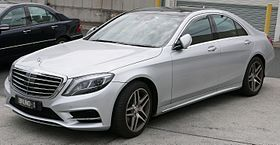 2014 Mercedes-Benz S 350 BlueTEC (W 222) sedan (2016-01-04) 01.jpg
