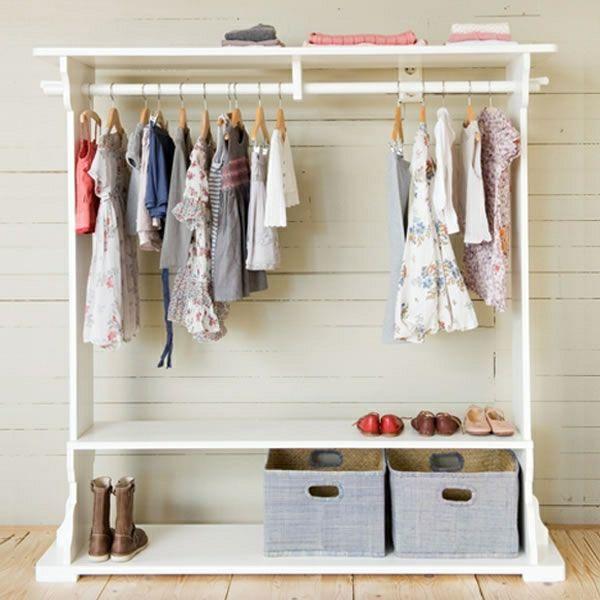 die besten 25 schrank stange ideen auf pinterest. Black Bedroom Furniture Sets. Home Design Ideas
