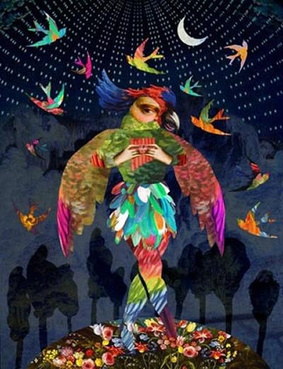 Magic Flute by Lynn Hatzius