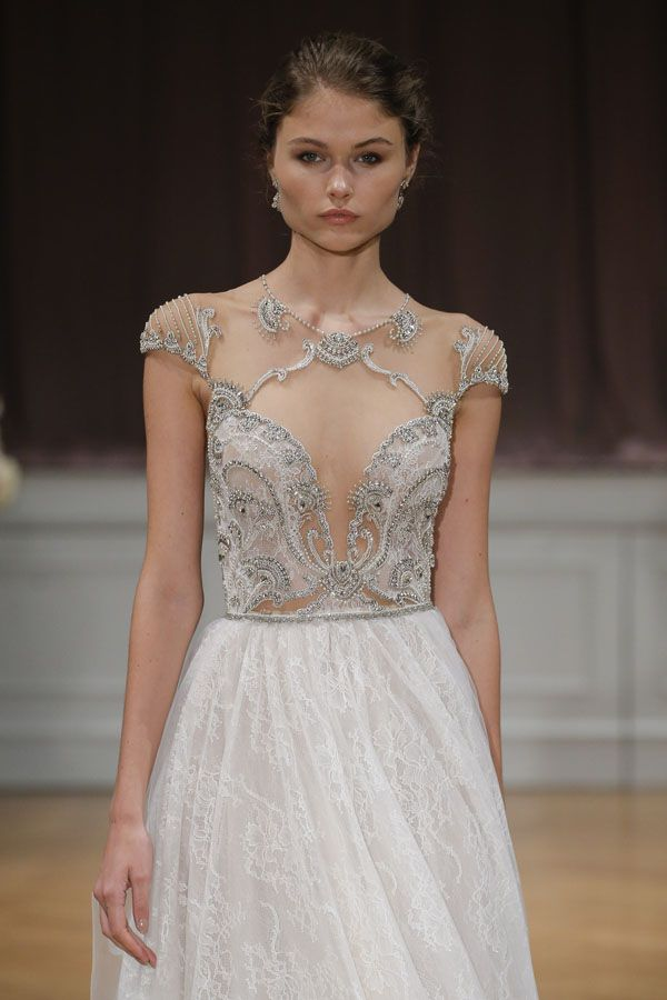Ladies, hold on to your veils! These wedding dresses are BEYOND. http://www.womangettingmarried.com/6-alon-livne-wedding-dress-details-fall/