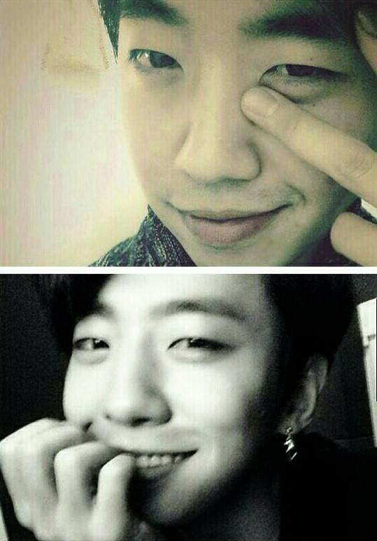 bang yong guk and his twin - photo #17