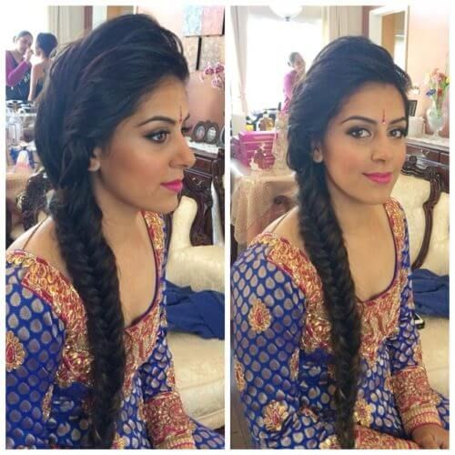 Hairstyles For Long Hair On Saree : Best 20 saree hairstyles ideas on pinterest hair style for