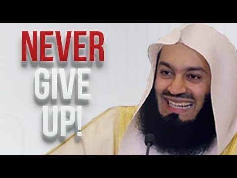 NEVER GIVE UP! | Amazing Examination Advice | Mufti Ismail Menk | HEROES...