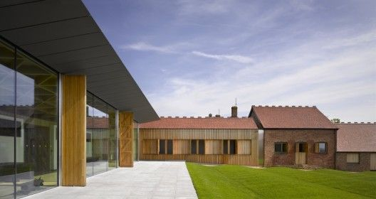 Courtyard - Modern and Vernacular