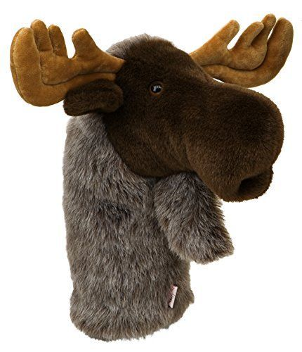 Oversized Moose Golf Head Cover *** Read more reviews of the product by visiting the link on the image.