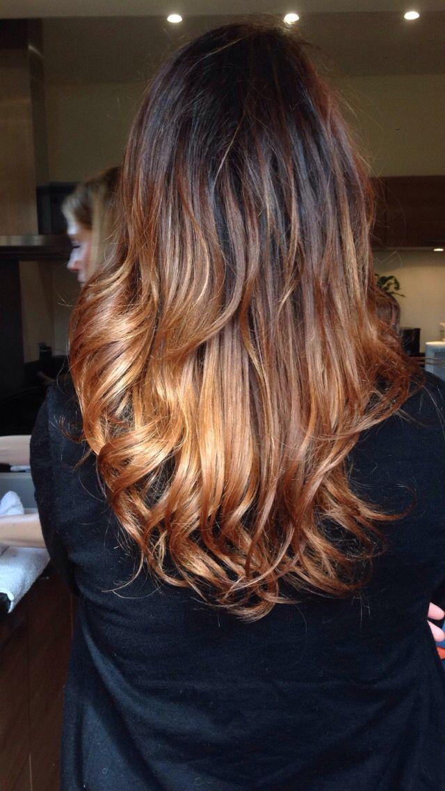 bronde hair cheveux brune blonde d grad couleur cheveux pinterest cheveux bruns. Black Bedroom Furniture Sets. Home Design Ideas