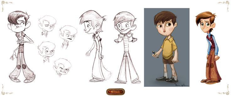 Character Development In Design : Http marianoepelbaum character
