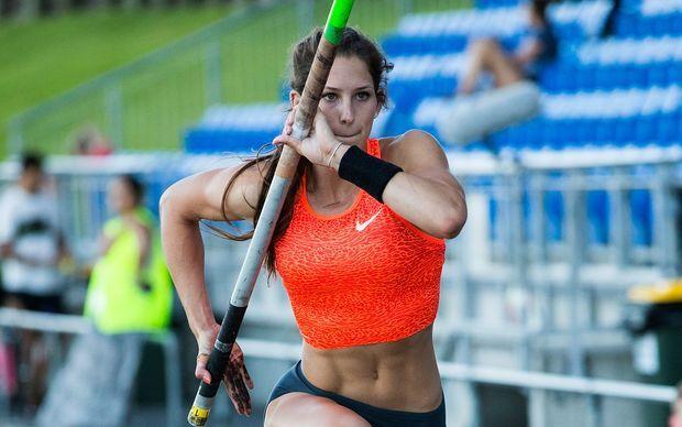 Women Outdoor Pole Vault World Rankings from IAAF.org