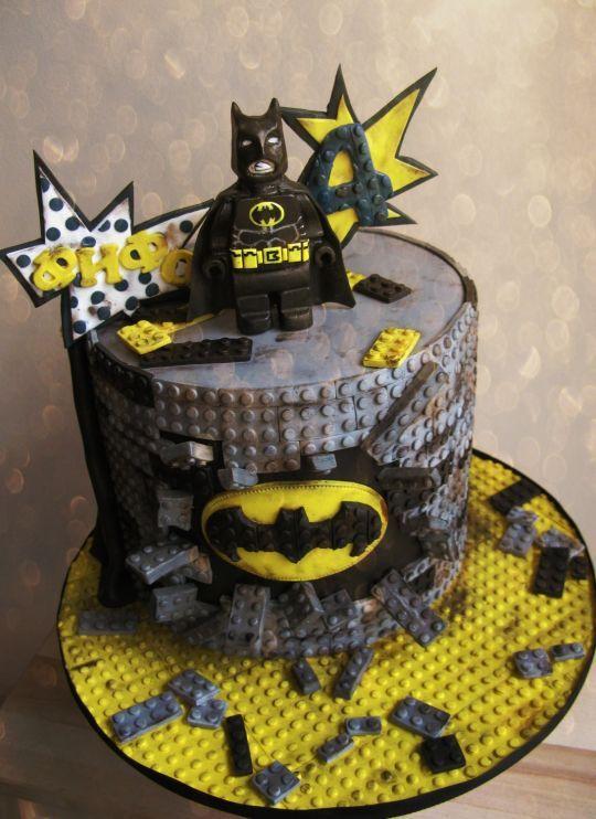 lego batman geburtstagsparty batman lego kuchen batman kuchen ...