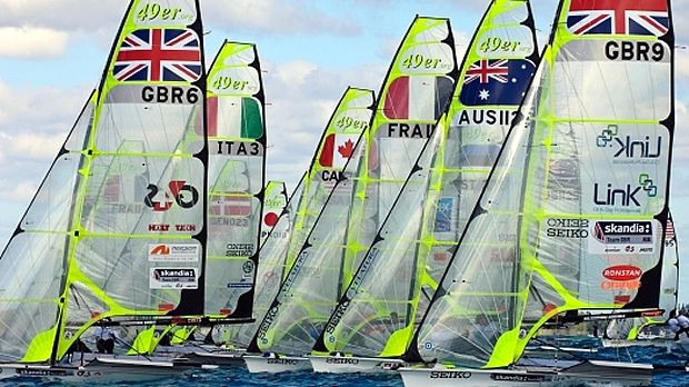 49er class align with the Extreme Sailing Series | The Daily Sail