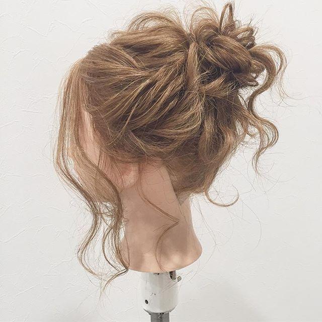 ウィッグでやる質感と、人でやる質感は違うけど、イメージはできる✨ #ワンランク上のヘアアレンジ  #大人女子  #ヘアセット  #ヘア#ヘアアレンジプロセス#簡単アレンジ#プロセス#ボブ#編み込み#ヘアメイク#ファッション#コーデ#メイク#ネイル#くるりんぱ #アクセサリー#bridal#hairmake#ootd#hair#hairarrange#fashion