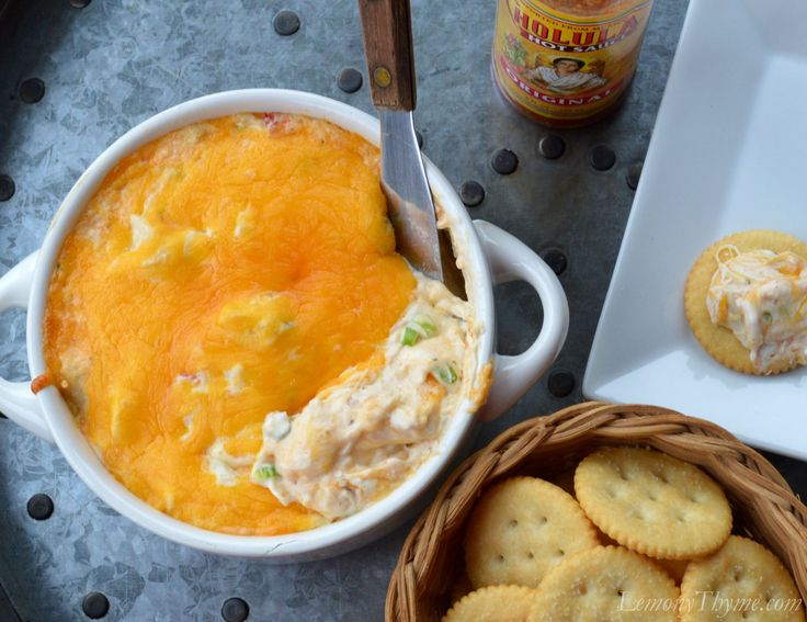 Crab rangoon dip with wonton chips -- might try sour cream instead of mayo and real crab instead of krab, extra worcestershire, maybe a little lemon juice