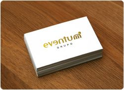 EVENTUM: Diseño de logo para empresa de eventos especializada en la gestión de escenarios.