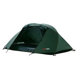 Black Wolf Stealth Mesh 2 Person Hiking Tent - Olive - $119