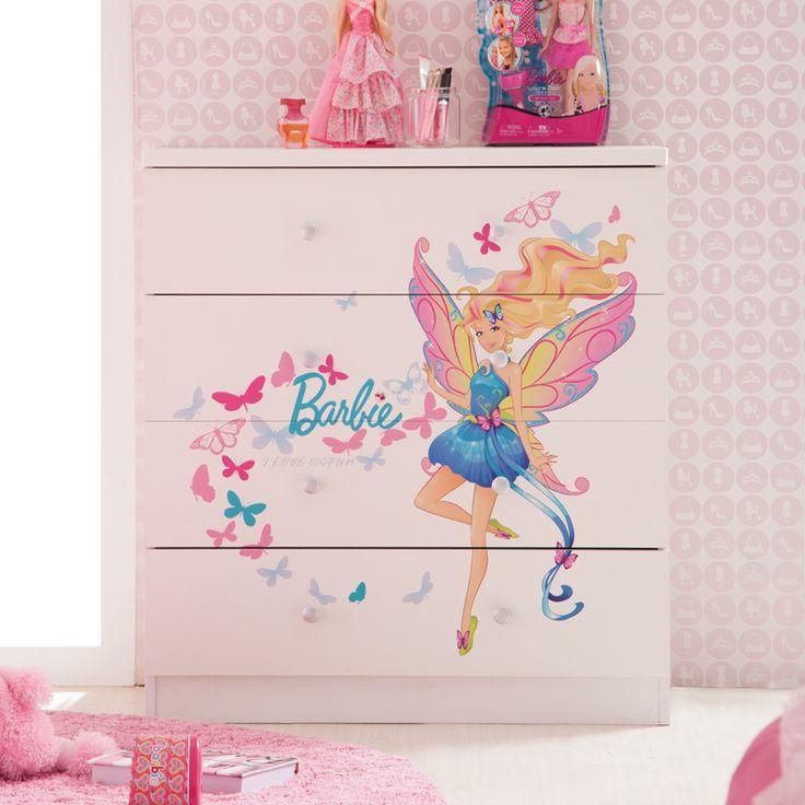 Детский розовый комод с рисунком барби и выдвижными ящиками купить в интернет-магазине https://lafred.ru/catalog/catalog/detail/20009798623/