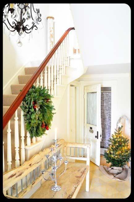 holiday foyer