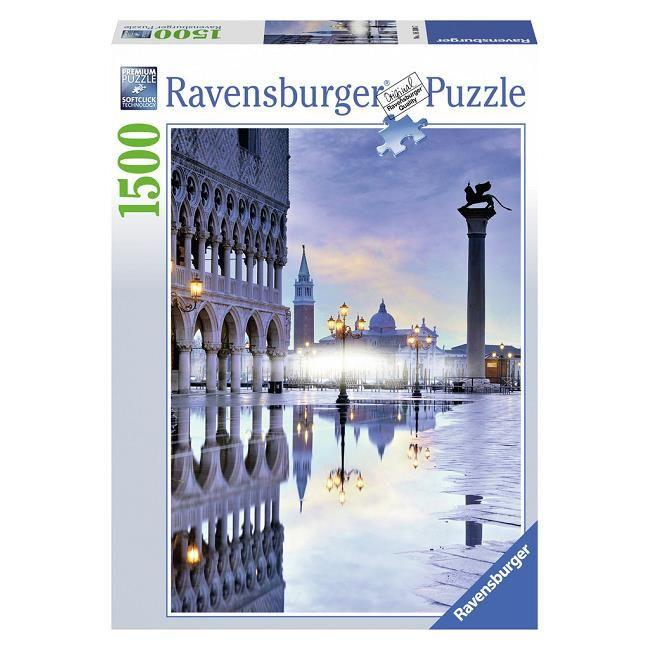 "Puzzle ""Romantica Venezia"" 1500 - #16300, Mondopuzzle.com | Foto Puzzle | Puzzle Arte | Vendita Puzzle | Puzzle 3D |"