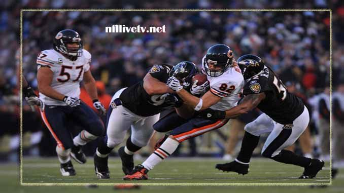 Chicago Bears vs Baltimore Ravens Live Stream Teams: Bears vs Ravens Time: 1:00 PM ET Week-6 Date: Sunday on 15 October 2017 Location: M&T Bank Stadium, Baltimore TV: NAT Chicago Bears vs Baltimore Ravens Live Stream Watch NFL Live Streaming Online The upcoming NFL games of 2016-2017 seasons...