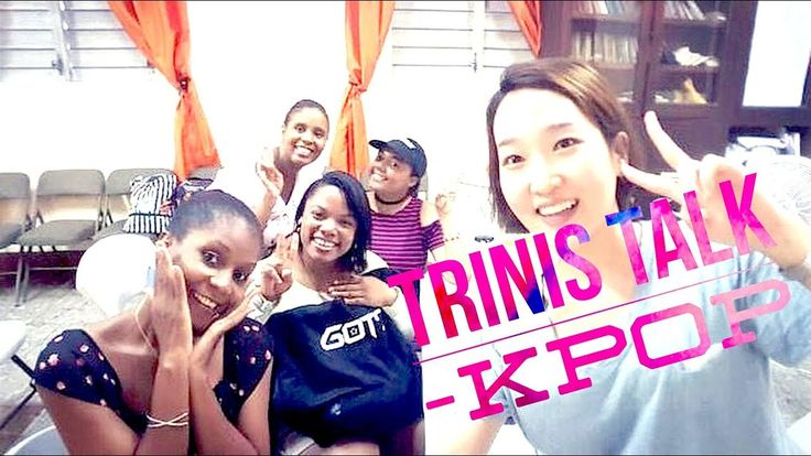 S02E02: Trinis Talk KPOP Pt. 1 트리니다드 사람들이 말하는 KPOP 파트1