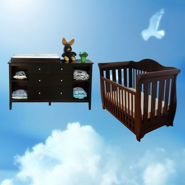 All 4 Kids Online has a latest range of Baby Sleigh Cot in your budget.